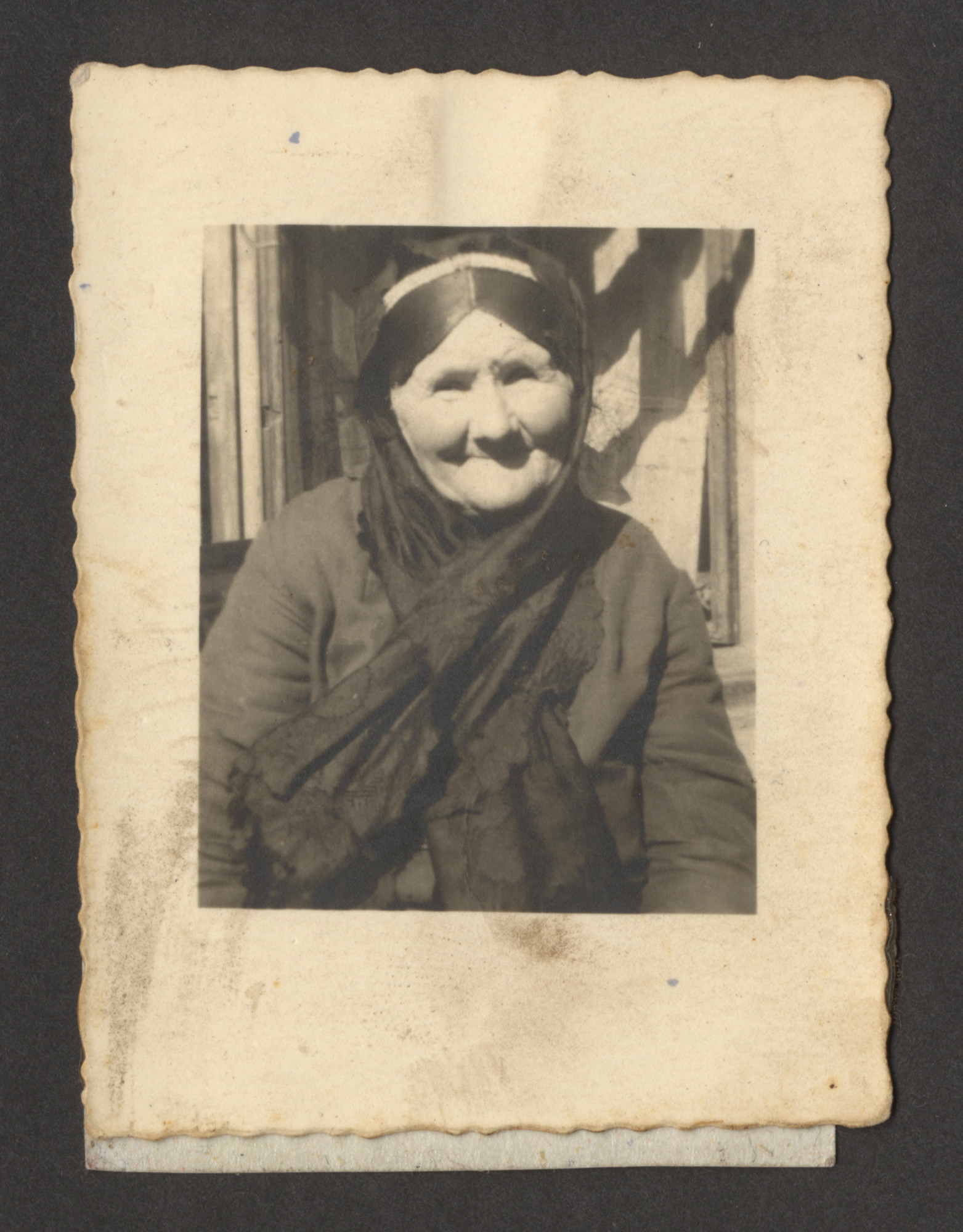 Portrait of Miriam Ullman.