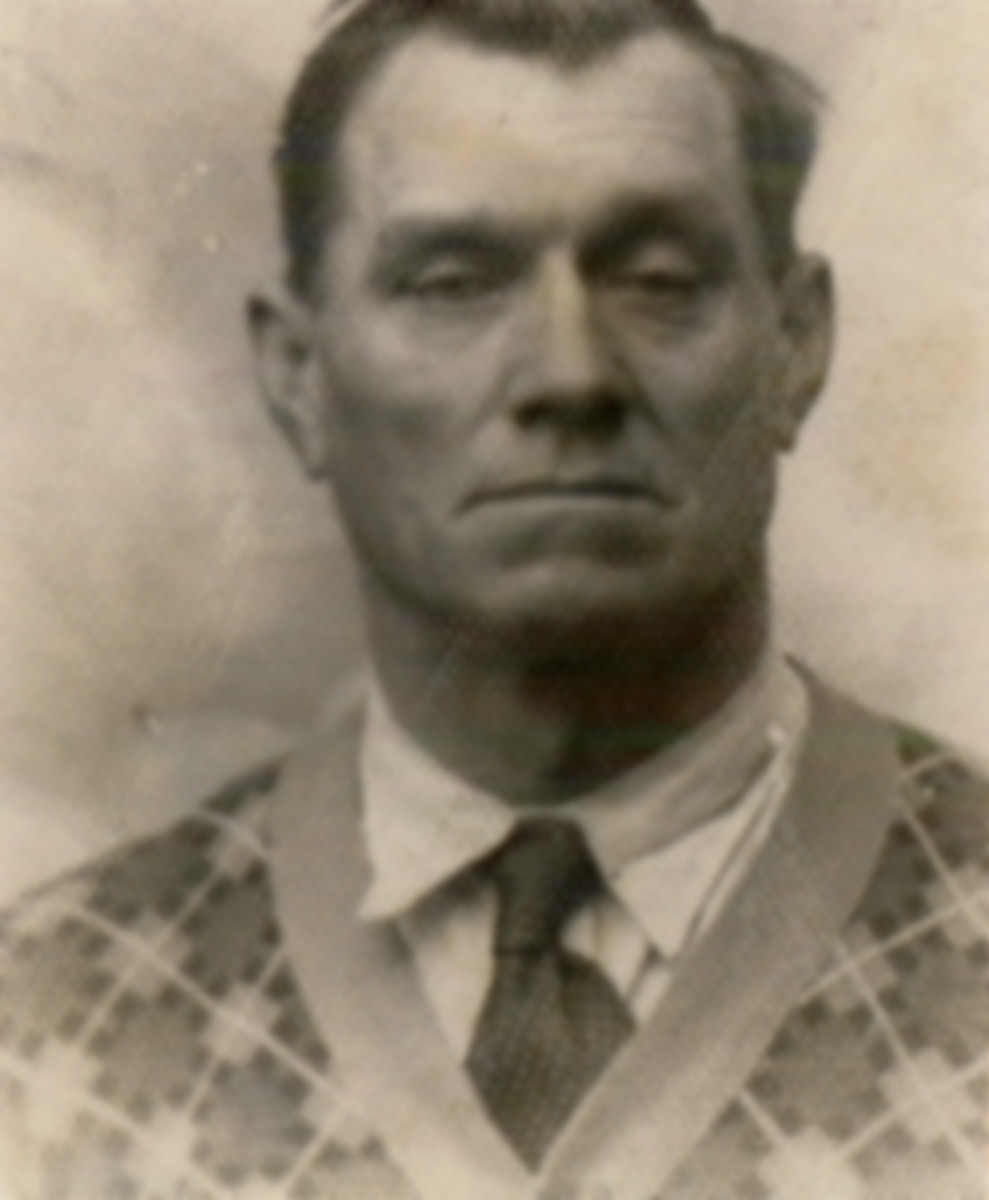 Portrait of Tomasz (Thomas) Wilinski, taken several years before his death at Stutthof in 1944.