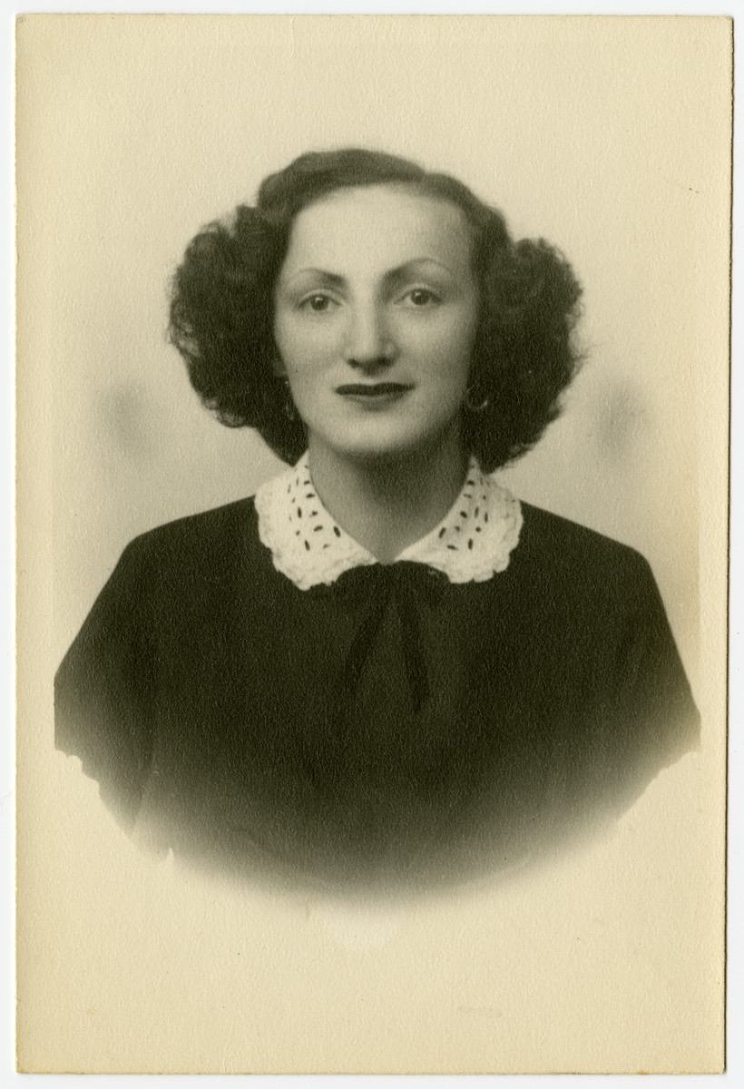 Portrait of Sali Bogatyrow.
