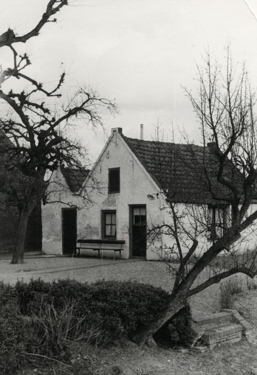The Crum Family home where the Cohen-Paraira family hid.  Klaas and Lambartha Crum were later recognized as Righteous Among the Nations.