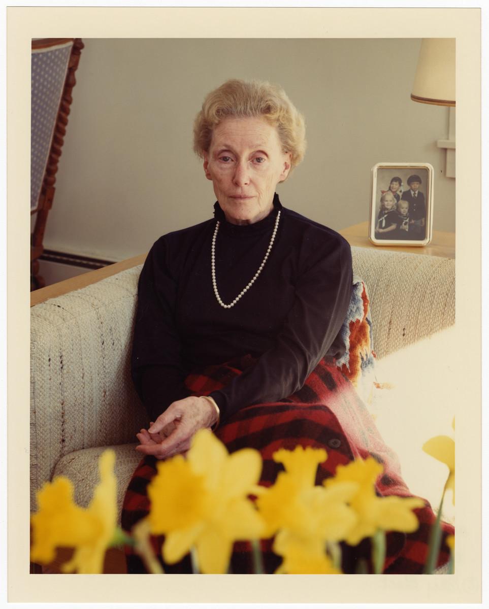 A postwar portrait of Dutch rescuer. Marion Pritchard.