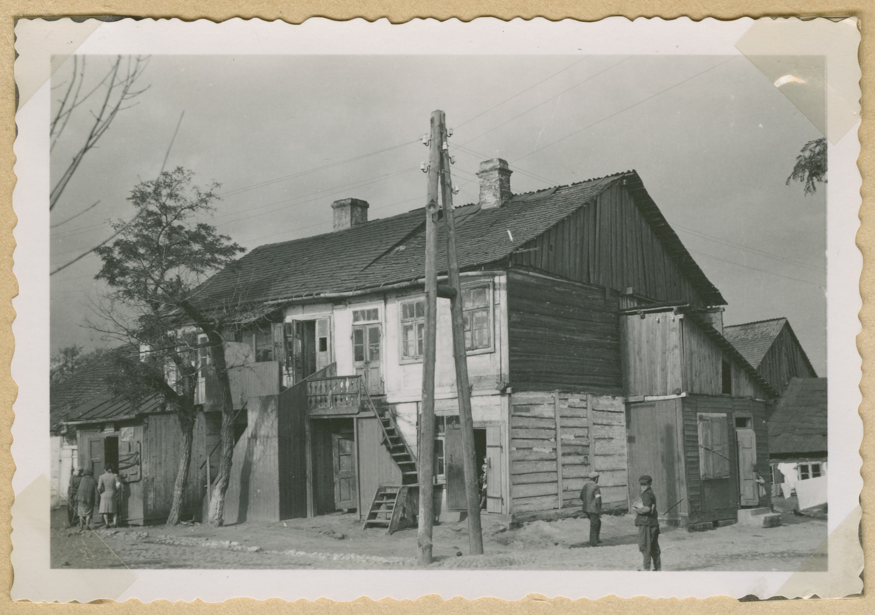 Exterior view of a house in Irena.