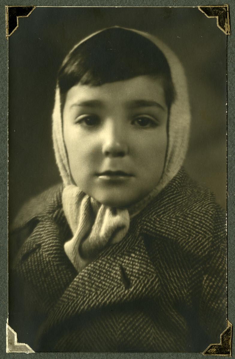 Close-up portrait of Romano Pelligrino.