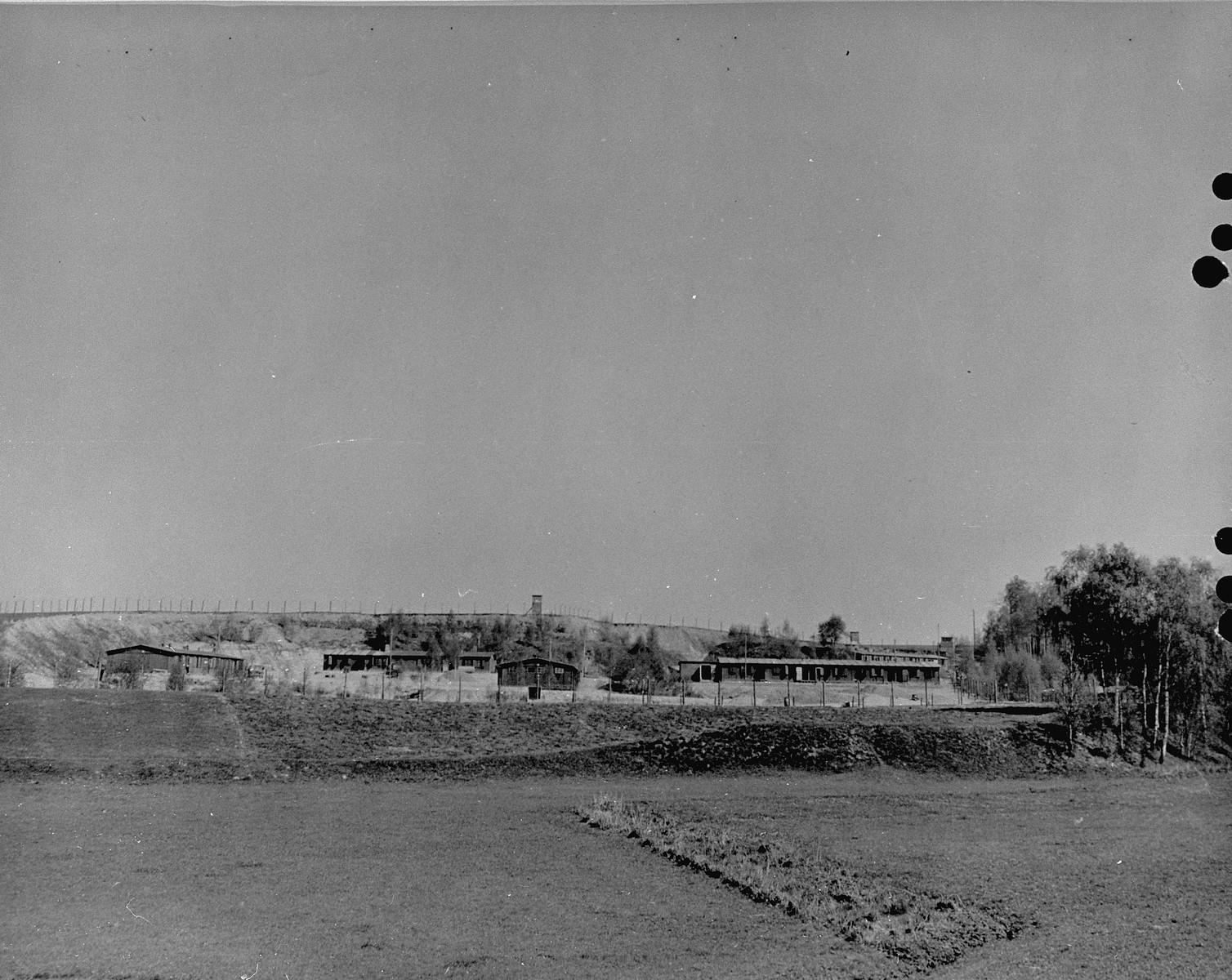 Penig labor camp, a sub-camp of Buchenwald.