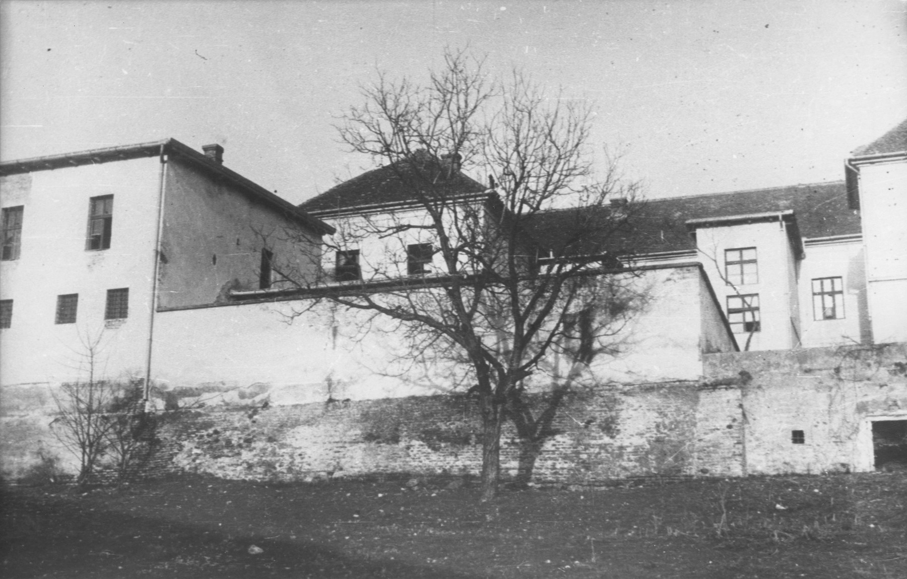 View of a prison in Irig, Serbia.
