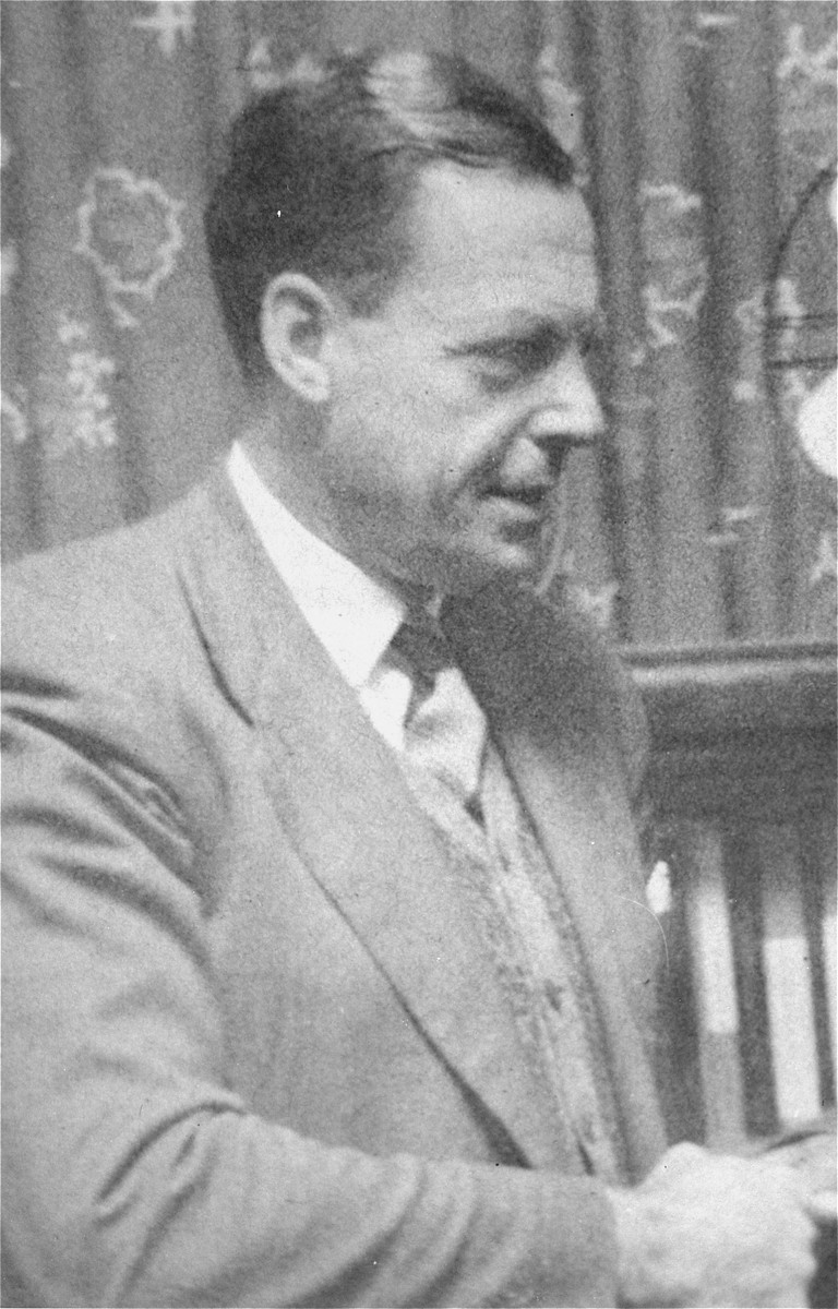 Honorary Dutch Consul Jan Zwartendijk.  Jan Zwartendijk (1896-1976) arrived in Kovno in 1938 as the Dutch representative of Philips Electric in Lithuania.  Soon after the fall of Holland to Hitler's forces on 10 May 1940, however, Zwartendijk was named the honorary Dutch consul by ambassador LPJ de Decker in Riga, Latvia, who sacked the official consul for having pro-Nazi sentiments.  This change came at roughly the same time as the Soviet occupation of Lithuania in June 1940.  Zwartendijk was then approached in the third week of July 1940 by Nathan Gutwirth, a Dutch national and young yeshiva student in Tels, Lithuania, who he had come to know through their common interest in soccer. Gutwirth requested a transit visa to Curacao, which Zwartendijk was denied permission to give.  Zwartendijk then appealed to de Decker for help and the ambassador sent him a document stating that no visa was necessary for travel to Curacao, and that landing was permitted solely at the discretion of the island's governor.  De Decker suggested that Zwartendijk simply strike out the part about the governor's authority and write into Gutwirth's passport an official statement that he was travelling to Curacao.  Zwartendijk followed this course and within hours Gutwirth had spread word about the 'pseudo visas' among the thousands of Polish-Jewish refugees in Kovno, who subsequently flooded Zwartendijk's office seeking 'Curacao visas'.  These 'visas' were then used by refugees to procure Japanese transit visas from Sugihara through the USSR.  It is estimated that by the time the Dutch consulate was closed at the beginning of August 1940, Zwartendijk had written between 1200 and 1400 life saving 'visas'.