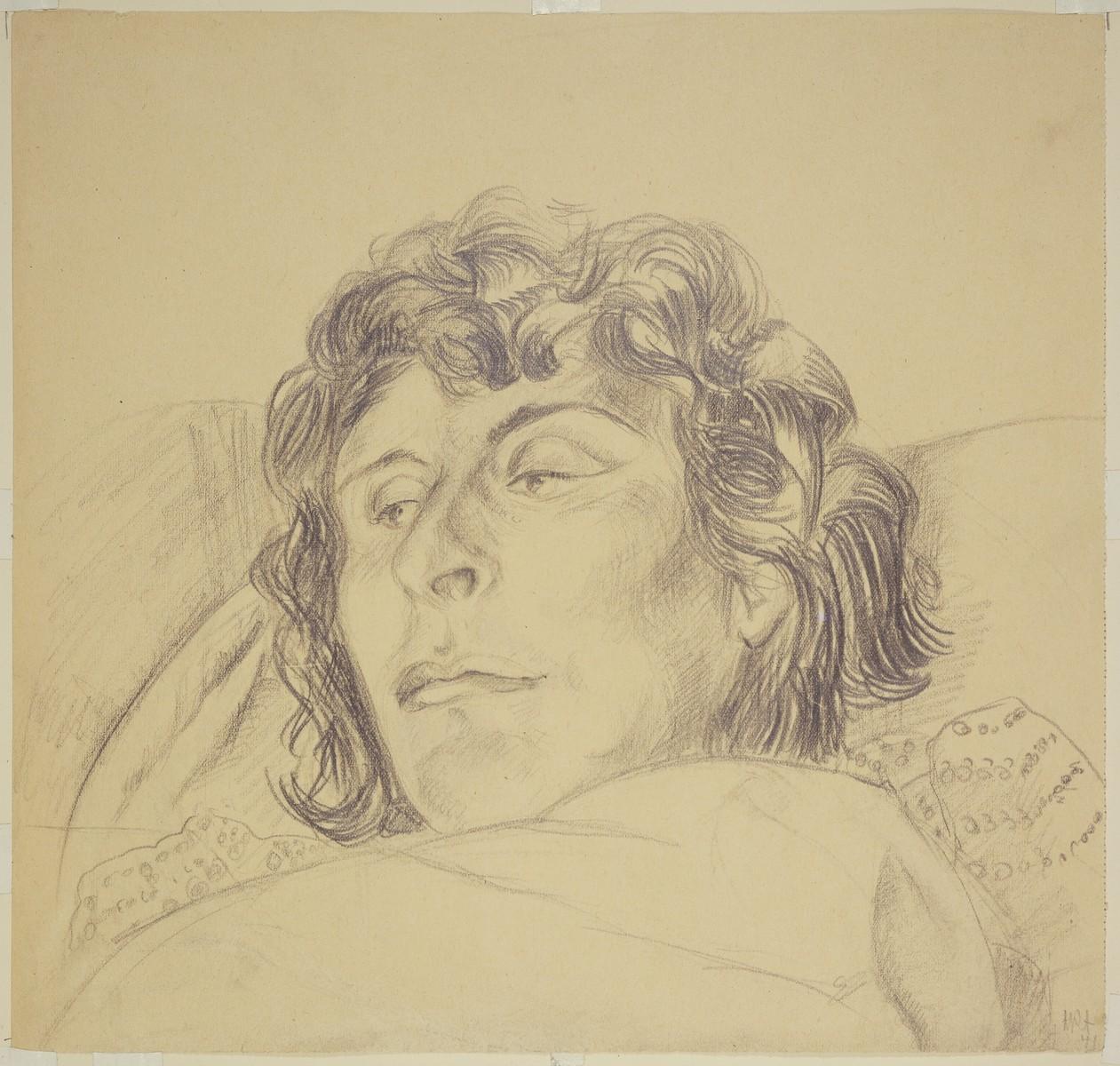 """Carlota Reifen (Markus)"" by Lili Andrieux."
