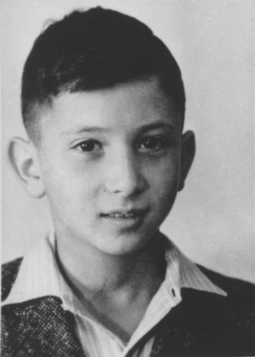 """Name: Emanuel (Manny) Mandel Date of Birth: May 8, 1936 Place of Birth: Riga, Latvia  Manny was born to a religious Jewish family in the port city of Riga, Latvia. Shortly after Manny's birth, his father accepted a post as one of the four chief cantors in Budapest and the family returned to Hungary, where they had lived before 1933. Manny's father was based at the renowned Rombach Street synagogue. Between the wars, Budapest was an important Jewish center in Europe.  1933-39: Father wouldn't let me have a bicycle. He thought someone might take it away from me because I was Jewish. After anti-Jewish laws were passed in 1938, Jews were severely harassed in Hungary. Father followed me to school to see that I made it there safely. My school was only a few blocks away, but he was afraid someone might come up behind me and push me into traffic. Father said things like that had happened before.  1940-44: I was just old enough to explore my neighborhood when the Germans came to Budapest in March 1944. Mother told me we were being deported. I wasn't sure what that was, only that we were leaving. It sounded like an adventure, but Mother said it was serious. We were with a group of Jews the Germans were exchanging for trucks. We left on trains; at night we slept outside in tents. We came to the Bergen-Belsen camp. It was muddy and my shoes fell apart. That meant I couldn't run around; running was the only """"play"""" we had.   After the war, Manny went to Switzerland with his mother for several months, before emigrating to Palestine in 1945. He moved to the United States in 1949."""