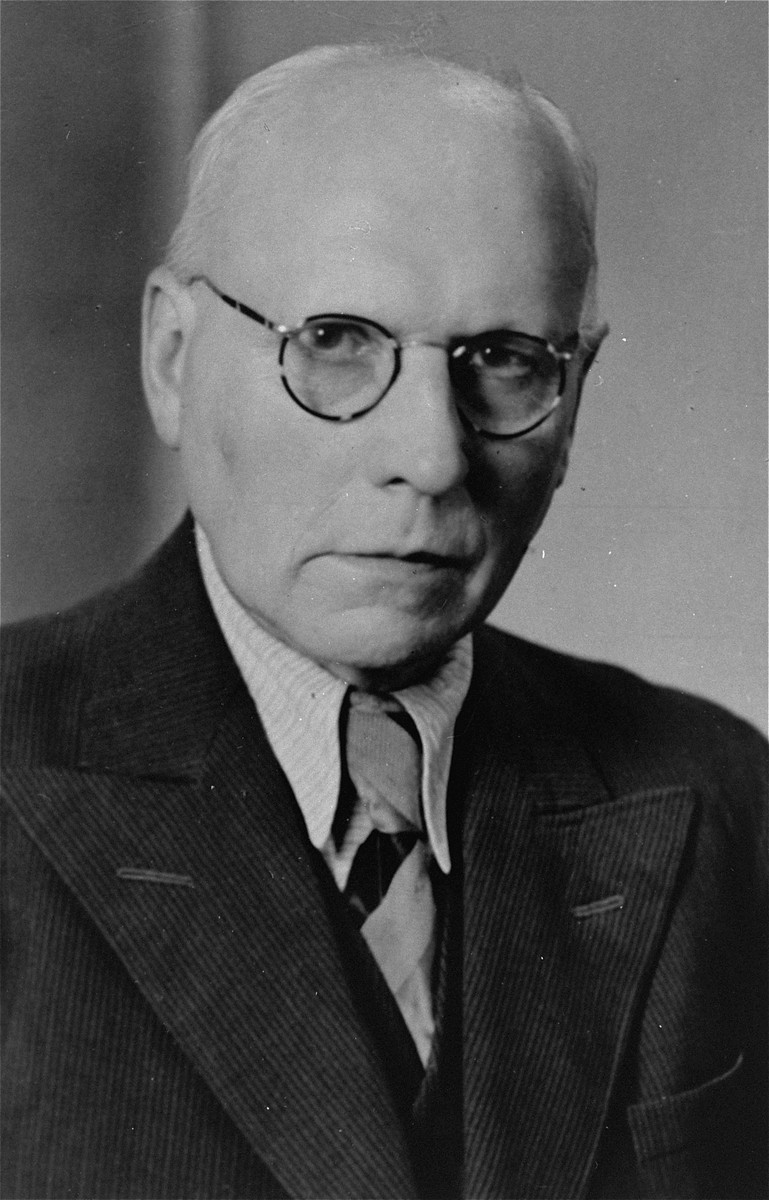 Franz Kusserow, a Jehovah's Witness who was arrested by the Gestapo in May 1936 and remained a prisoner until 30 May 1945.  He spent most of the war years at the penitentiary Kassel-Welheiden and died in his home on 11 July 1950.