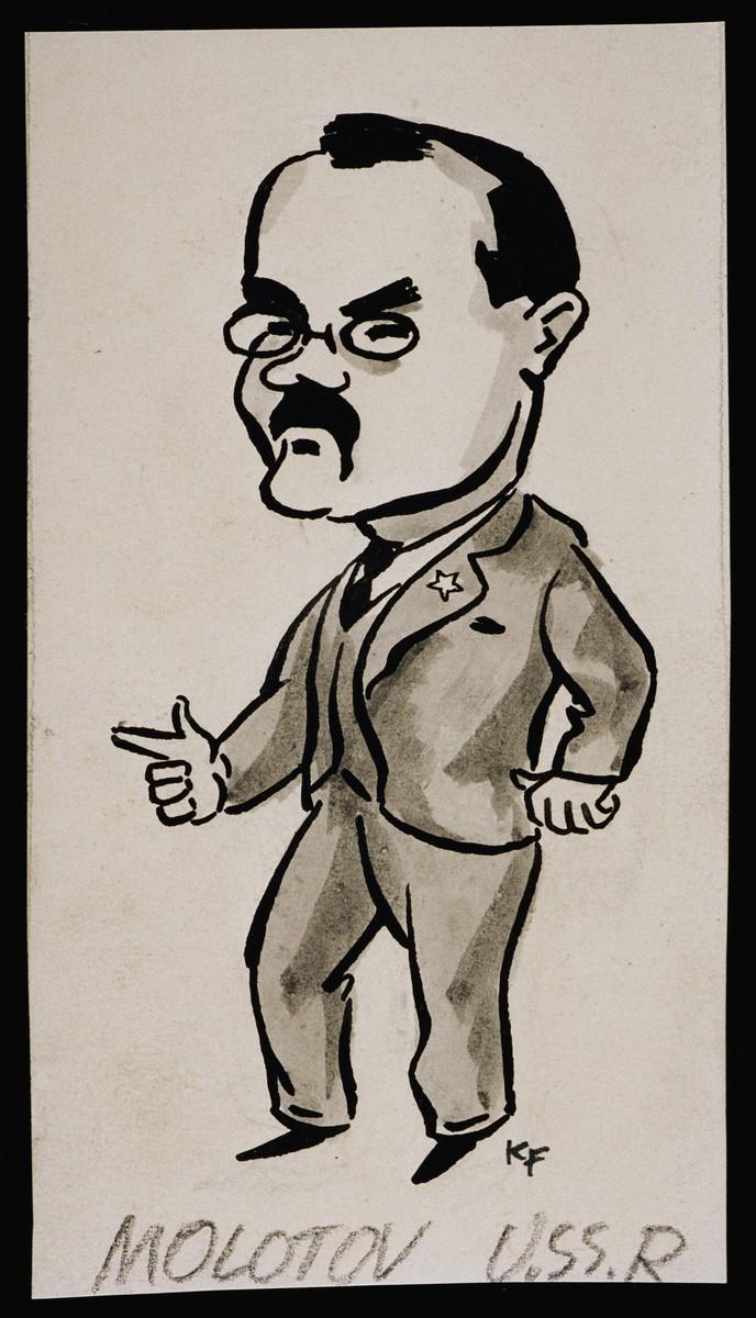 תוצאת תמונה עבור Molotov caricature