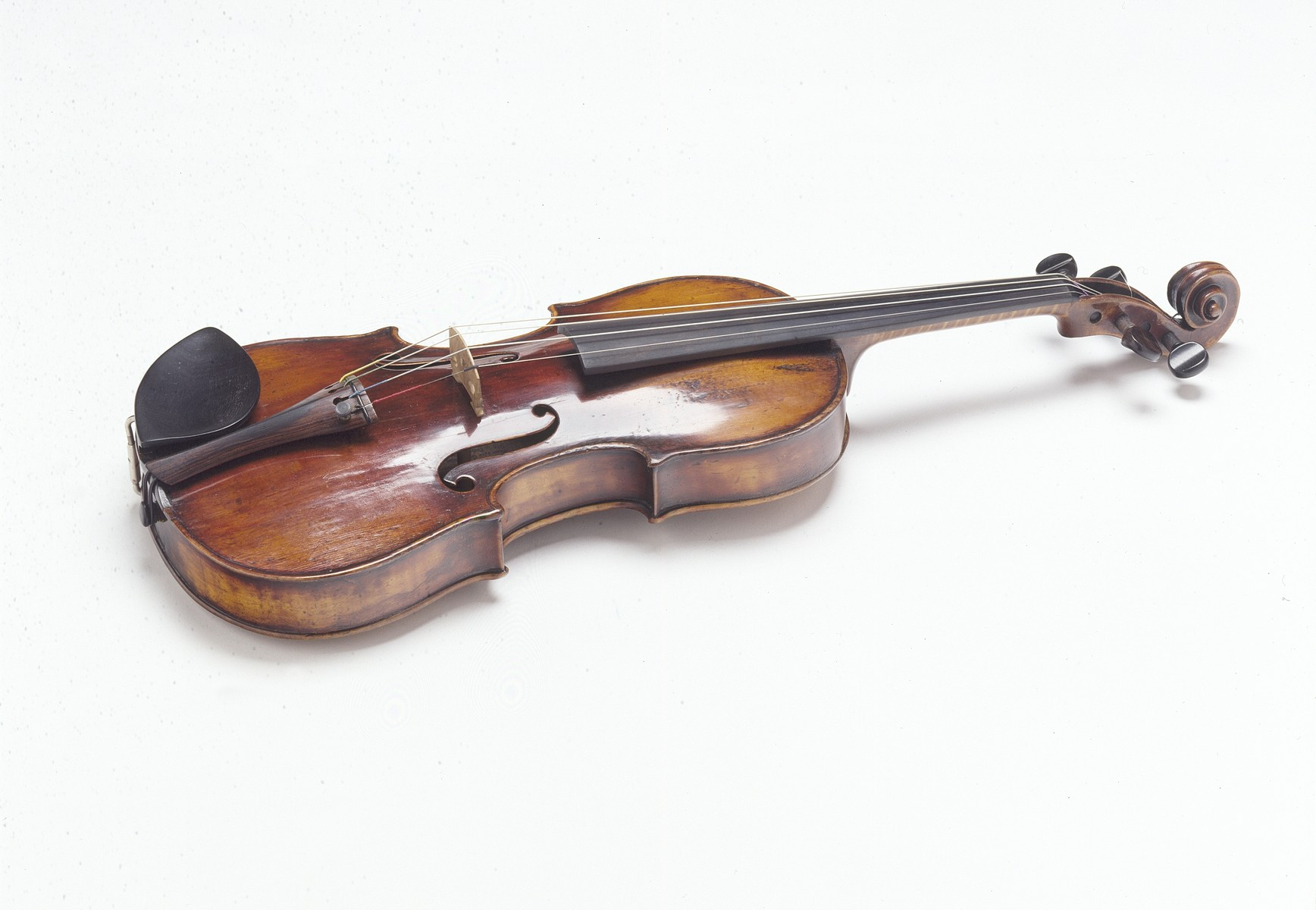 A 19th-century Italian violin owned by Henry Rosner, a professional Jewish violinist from Krakow who was saved by Oskar Schindler during World War II.