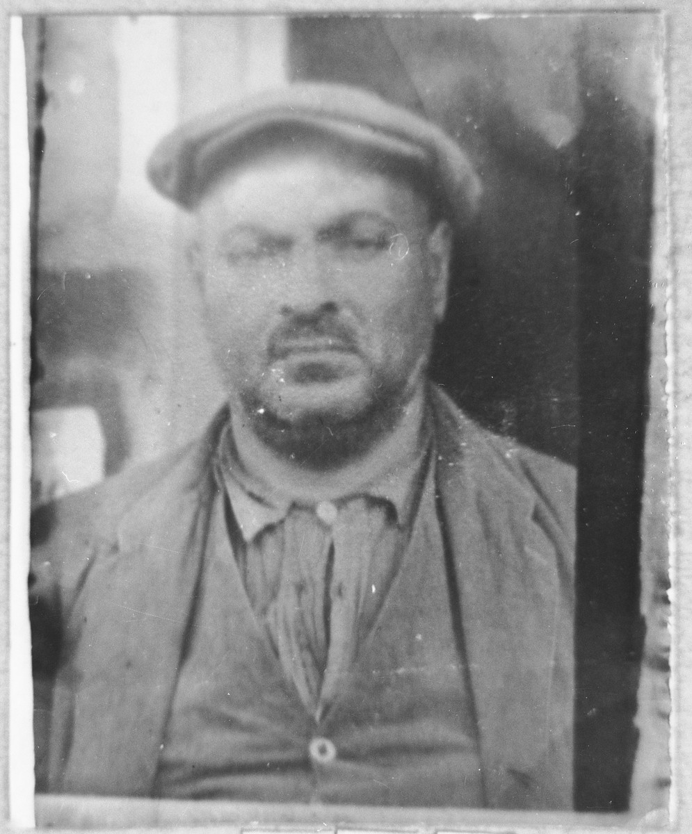 Portrait of Bohor Moreno, son of David Moreno.