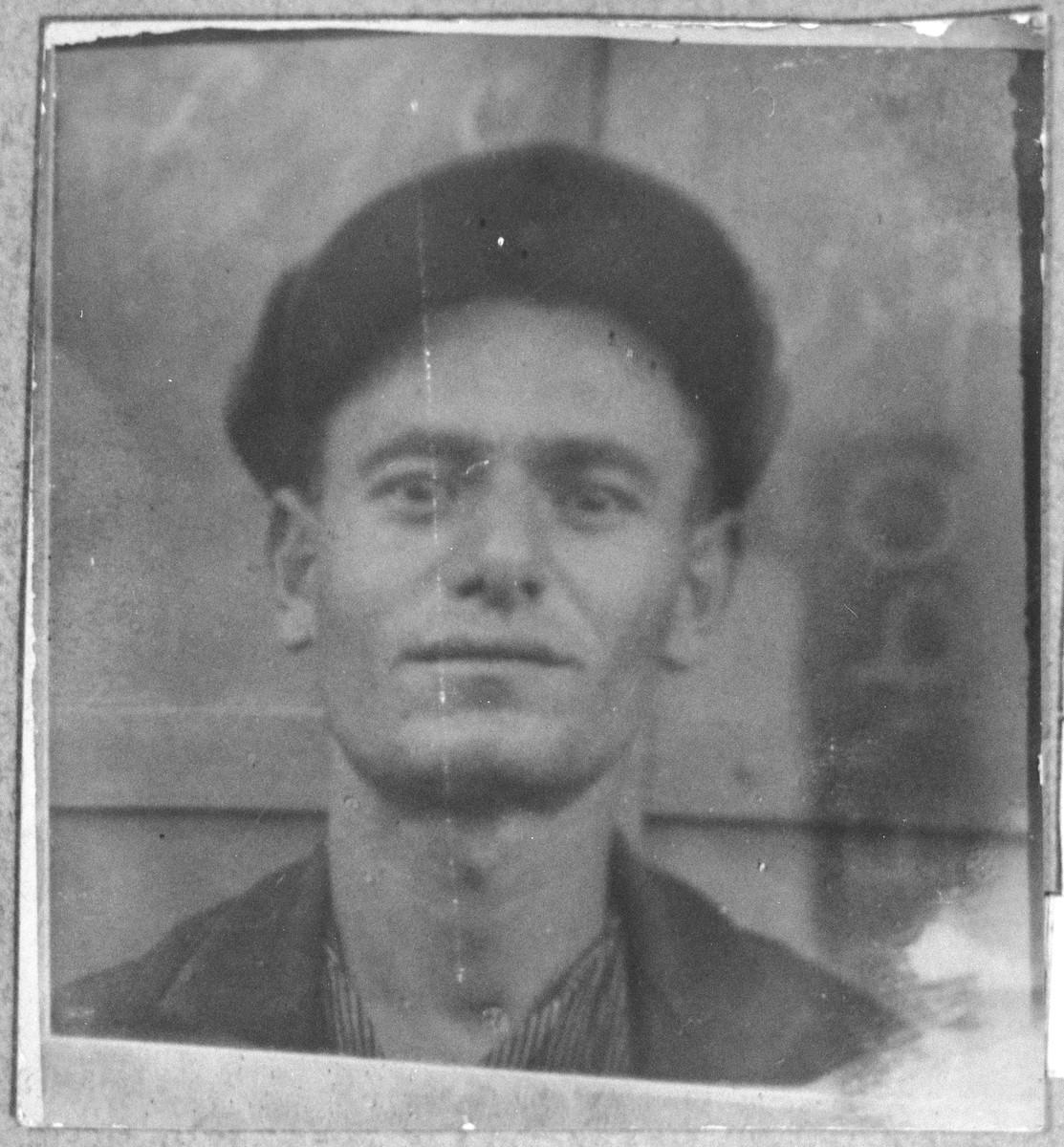 Portrait of Solomon Kamchi (from Belgrad).