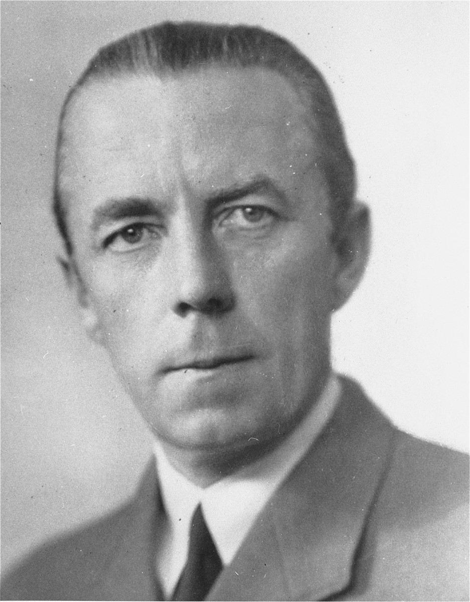 Portrait of Count Folke Bernadotte.  Count Folke Bernadotte (1895-1948), Swedish statesman. During World War II he represented the Swedish Red Cross, negotiating with Himmler for the release of more than 7,000 Scandinavian nationals from concentration camps, and of 10,000 women from Ravensbrueck.  He was assassinated in Jerusalem by a group connected to the Lohamei Herut Yisrael, which opposed his mediation efforts between Israel and the invading Arab countries during the Israeli War of Independence.