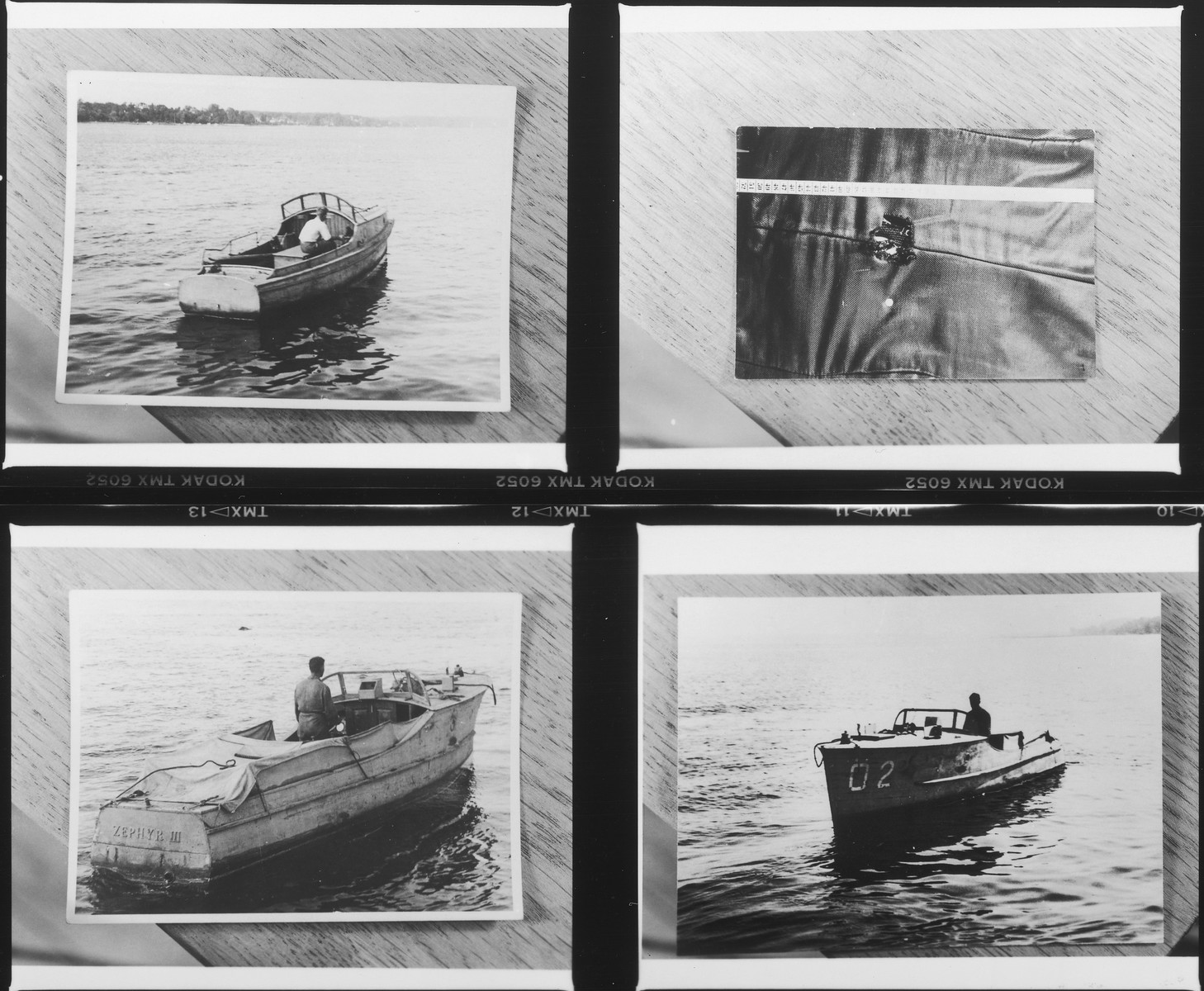 Danish fishing boats used in the rescue of Jews during the occupation of Denmark.