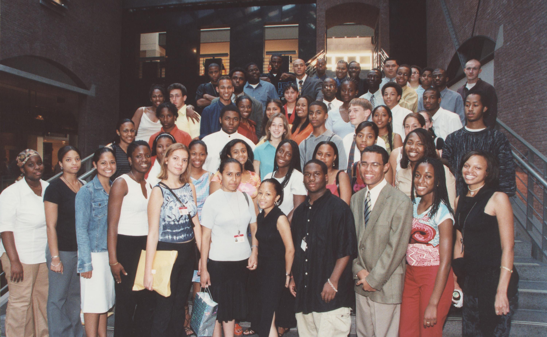 Bringing the Lessons Home, summer internship closing program, U.S. Holocaust Memorial Museum.
