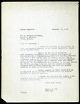 Letter written by Varian Fry to the American consul at the U.S.