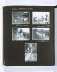 """""""Chateau La Hille: 1 September 1943-23 Oktober 1944,"""" an album of children playing and of the landscape surrounding the Chateau La Hille."""